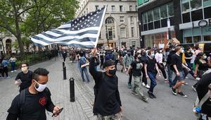 ABDdeki protestolarda son durum: Amerikada neler oluyor
