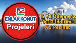 Emlak Konut kampanya detayları ve fiyatları Emlak Konut projeleri İstanbul Ankara İzmir