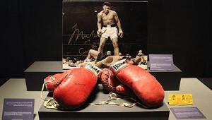 Efsane boksör Muhammed Alinin TRT Sporda