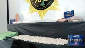 Uyuşturucu satıcılarından narkotik köpeklere karşı tinerli havluyla önlem