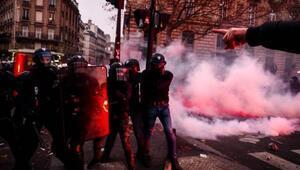 Fransada neler oluyor Paristeki gösterilerde son durum