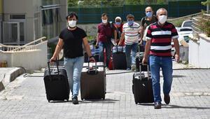 Son dakika... Bakan Kasapoğlu: 97 ülkeden gelen 77 bin 441 vatandaşın karantina süreci tamamlandı