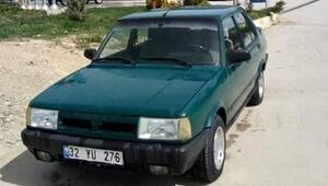 Otomobil hırsızlığı şüphelisi yakalandı