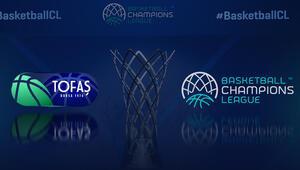 TOFAŞ, Basketbol Şampiyonlar Liginde mücadele edecek