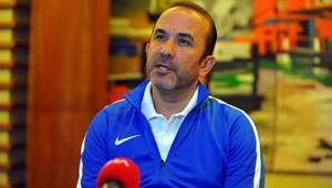 Mehmet Özdilek: Takımı hazırlamak kolay değil