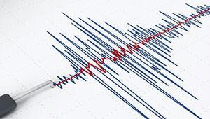 Son dakika... Çorumda 3.9 büyüklüğünde deprem