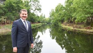 Balıkesirde Değirmen Boğazı Tabiat Parkı yenilendi