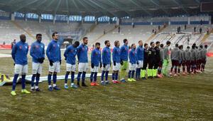 Kazım Karabekir Stadında buzlanma sorunu çözülüyor