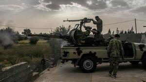 Libya ordusu duyurdu Hafter milislerinin işgalindeki havaalanında kontrol sağlandı