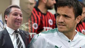Son Dakika | Bursaspor Başkanı Mesut Mestandan Batalla açıklaması: Görev alabilir