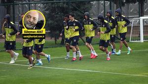 Fenerbahçede kampın sürprizleri: Ömer Faruk ve Zajc