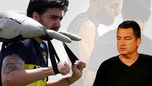Fenerbahçede Ozan Tufan son haliyle şaşırttı İdmanda Survivor detayı...