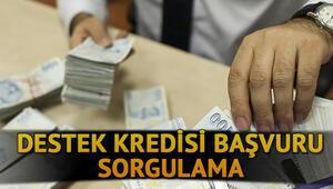 Destek kredisi başvuru sorgulama: Ziraat Bankası, Vakıfbank, Halkbank temel ihtiyaç destek kredisi başvuru sonuçları