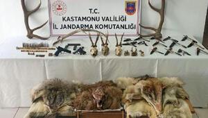 Kaçak avcılığa 78 bin 238 lira ceza