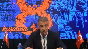 Son Dakika | Ahmet Ağaoğlundan UEFA ve CAS açıklaması