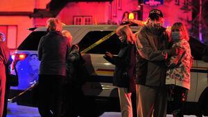 Kanadada Türk Büyükelçiliği önünde şüpheli araç alarmı