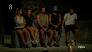 Survivorda yeni dönem başladı... Berkan ve Yunus Emre aynı takımda İşte dün akşam yaşananlar...