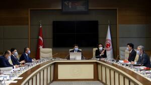 Son dakika haberler İkinci yargı paketi TBMM Adalet Komisyonunda kabul edildi