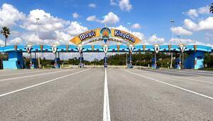 NBAde 22 takımla devam etme planı Orlando Disney Spor Kompleksi...