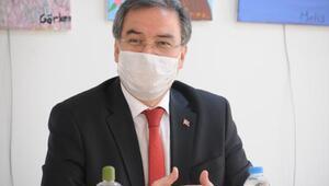 Edirne Milli Eğitim Müdürü: Salgında öğretmenler büyük fedakarlık gösterdi