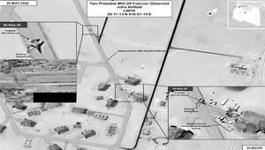 Son dakika haberi: ABDden Libya açıklaması Rusyanın gönderdiği uçaklar kullanılmadı