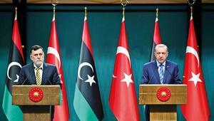 Libya'yla işbirliği genişliyor