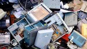 3 yılda 18 ton elektronik atık toplandı, geri dönüştürüldü