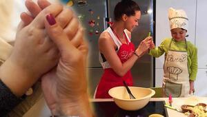 Ebru Şallıdan ağlatan Pars paylaşımı: Mutfaklar bomboş artık...