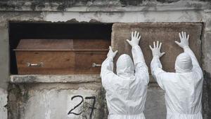 Koronavirüs ölümleri Brezilya ve Meksikada artmaya devam ediyor