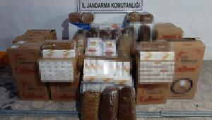 Elazığda kaçak sigara üretimine 9 gözaltı