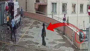 Yeni görüntü ortaya çıktı Koronavirüslü o kadının yaptığı şoke etti…
