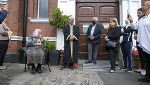 Londra'dan 18 Türk'ün cenazesi 2 ay sonra son yolculuklarına uğurlandı
