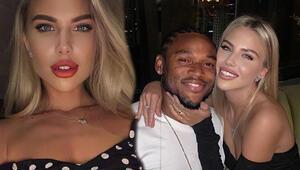 Rus model Ekaterina Dorozhkodan ırkçılık itirafı: Siyah bir adamla evlendim diye...