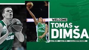 Tomas Dimsa sene sonra Zalgiris Kaunasa döndü