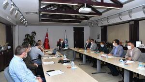 Başkan Büyükkılıç, Erciyese yapılacak yatırımları görüştü