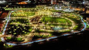 Anadolunun en büyük millet bahçesi açıldı