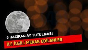 Ay tutulması ve dolunay saat kaçta, kısmi tutulma nasıl izlenir Çilek Ayı hakkında bilgiler
