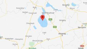 Tuz Gölü nerede ve hangi şehirde Tuz Gölü oluşumu, özellikleri, derinliği, büyüklüğü ve efsanesi