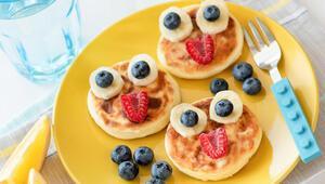 Evde çocuğunuzla pancake yapmaya ne dersiniz