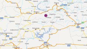 Son dakika haberi: Malatyada 5 büyüklüğünde deprem Peş peşe önemli açıklamalar