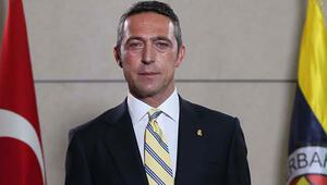 Fenerbahçe Başkanı Ali Koçtan Nihat Özdemir açıklaması