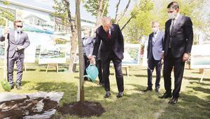2023e kadar 81 kente 81 milyon m2 millet bahçesi