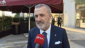 Beşiktaş Başkanı Çebiye eleştiri: Sözleri zarar veriyor