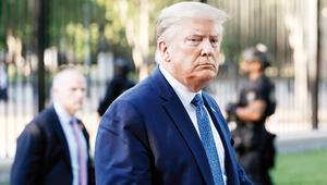 Trumptan 'teröristler' paylaşımı
