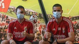 Son Dakika | Benficalı oyuncuların evlerine taraftar saldırısı