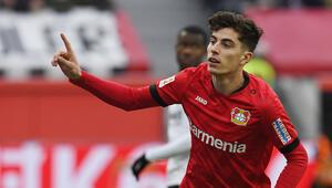 Real Madridden Kai Havertz için 80 milyon Euro
