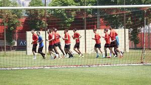 Gençlerbirliğinde Konyaspor hazırlıkları devam ediyor