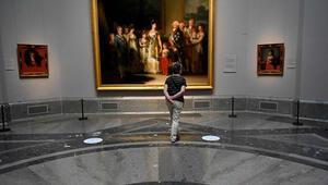 İspanyanın tanınmış müzeleri 84 gün sonra kapılarını açtı