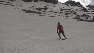 Rizede Haziranda kayak keyfi