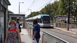Son dakika haberler: Bağcılar-Kabataş tramvay hattında arıza